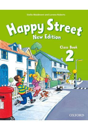 Happy Street - New Edition - Class Book 2 - Roberts,Lorena Maidment,Stella | Tagrny.org