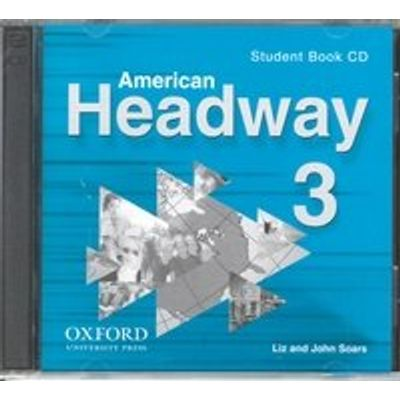 American Headway 3 - Student Book CD - 2 CDs