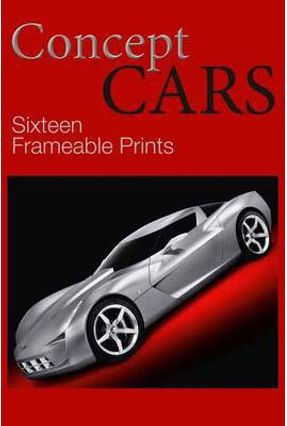 Concept Cars - Poster Box - Kimball,Ron   Hoshan.org