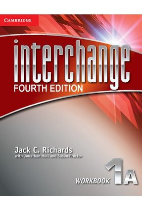 Interchange 1 A - Workbook - 4th Edition - Richards,Jack C. Richards,Jack C. | Hoshan.org