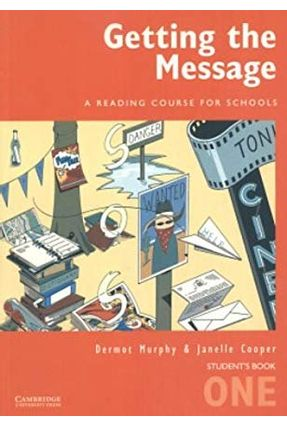 Getting The Message Student's Book 1 - Cambridge University Press | Hoshan.org