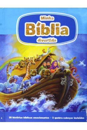 Minha Bíblia Divertida - Juhl,Anja pdf epub
