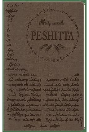 Bíblia Peshita - Marrom - Bv BOOKS pdf epub