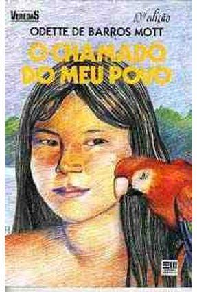 O Chamado do Meu Povo - Col. Veredas - Mott,Odette de Barros pdf epub