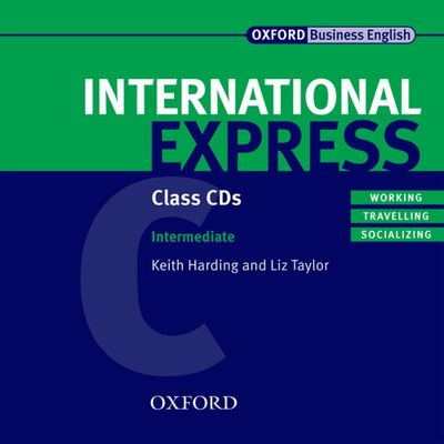 International Express Intermediate  Classe Audio CD New Edition