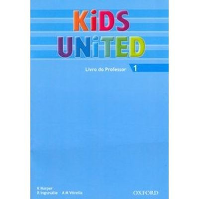 Kids United 1 - Livro do Professor