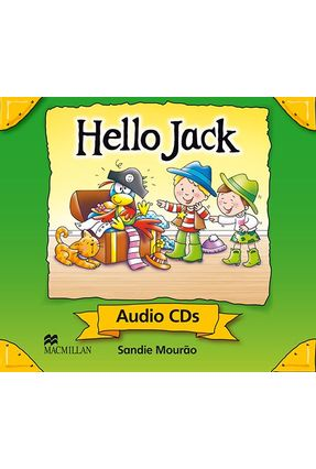 Captain Jack Hello - Class Audio CD - Macmillan pdf epub