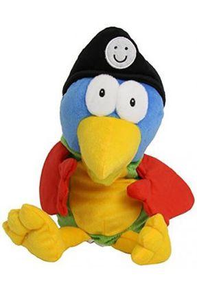 Captain Jack Parrot Puppet - All Levels - Macmillan   Hoshan.org