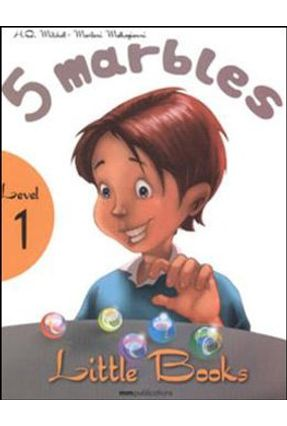Five 5 Marbles - Level 1 - Little Books Collection - With Multirom - Mitchell,H. Q. | Nisrs.org