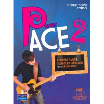 Project Ace 2 - Student's Book - Pack CD