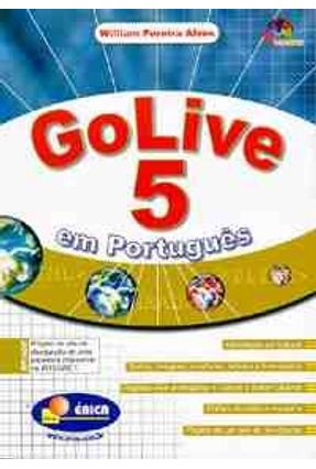 Golive 5 em Portugues - Alves,William Pereira | Hoshan.org