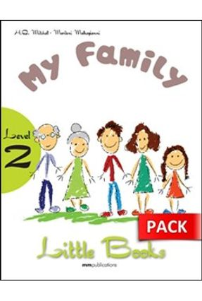 My Family - Level 2 - Little Books - With CD-ROM - Mitchell,H. Q.   Tagrny.org