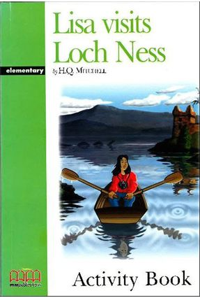 Lisa Visits Loch Ness - Elementary - Mitchell,H. Q. pdf epub