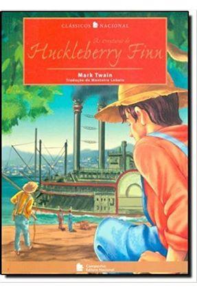 As Aventuras de Huckleberry Finn - Clássicos Nacionais - Twain,Mark pdf epub