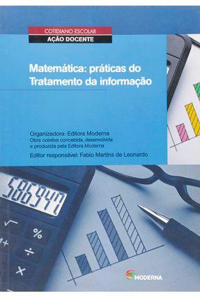 Matemática Práticas do Tratamento da Informação - Obra Coletiva pdf epub