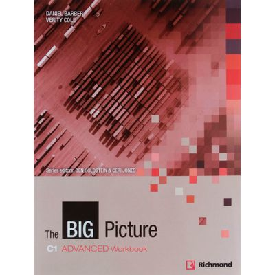 The Big Picture Advanced C1 - Workbook + Student's Audio CD