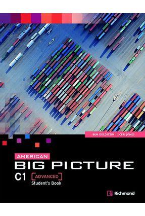 American Big Picture C1 - Student'S Book - Goldstein,Ben Jones,Ceri | Hoshan.org