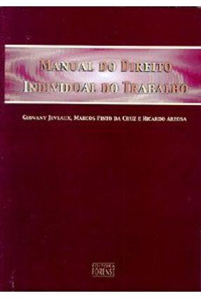 Usado - Manual do Direito Individual do Trabalho - Jeveaux,Geovany | Hoshan.org