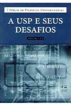 A Usp e seus Desafios Modulos 2 e 3 - Diversos   Hoshan.org