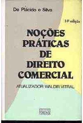 Nocoes Praticas de Direito Comercial - Silva,de Placido e pdf epub