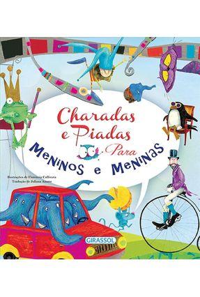 Charadas e Piadas Para Meninos e Meninas - Eq. Susaeta pdf epub