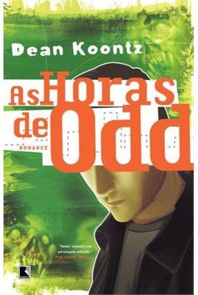 As Horas de Odd - Koontz,Dean pdf epub