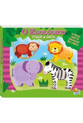 O Zoológico - Col. Toque e Sinta - Todo Livro | Hoshan.org