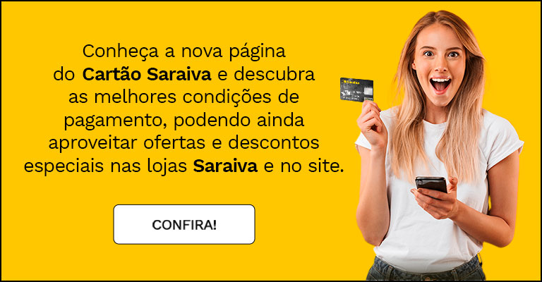 Cartão Saraiva Mobile