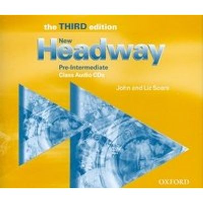 New Headway Pre-Intermediate - Class CD (3) - Third Edition