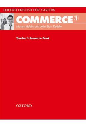 English For Commerce - Teacher's Guide - Hobbs,Starr Keddle   Nisrs.org