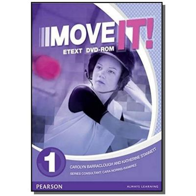 MOVE IT! 1 ETEXT CD-ROM - 1ST ED