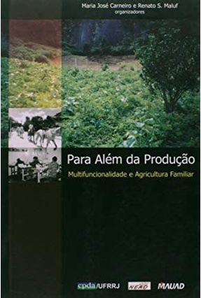Para Alem da Producao - Maluf,Renato S.   Tagrny.org