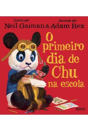 O Primeiro Dia de Chu na Escola - Gaiman,Neil pdf epub