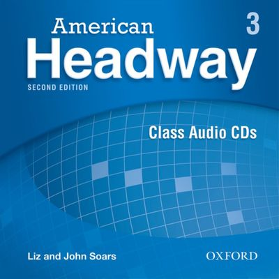 American Headway - Level 3 - Class CD - 2ª Ed.