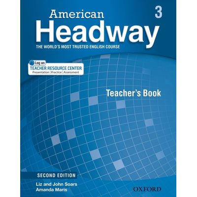 American Headway - Level 3 - Teacher's Book - 2ª Ed.