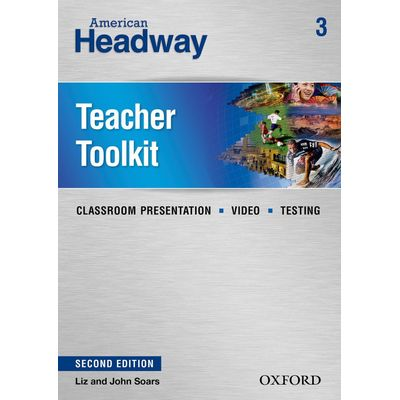 American Headway - Level 3 - Teacher Toolkit + CD-ROM - 2ª Ed.