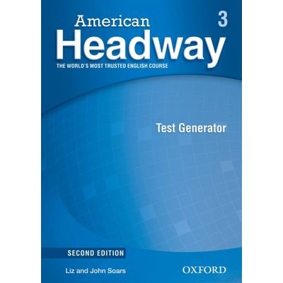 American Headway - Level 3 - Test Generator + CD-ROM - 2ª Ed.
