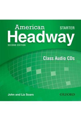 AM HEADWAY - STARTER - CLASS CD - 2ª Ed. - Editora Oxford   Tagrny.org