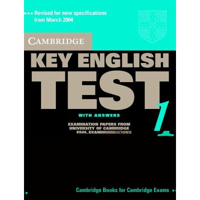 Cambridge Key English Test 1 - With Answers