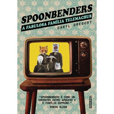 Spoonbenders - A Fabulosa Família Telemachus