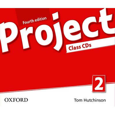 Project 2 - Class Audio Cds - 4 ed.
