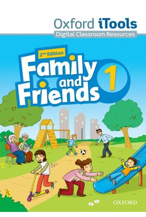 Family And Friends - Level 1 - Itools - Second Edition - Oxford | Tagrny.org