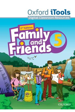 Family And Friends - Level 5 - Itools - Second Edition - Oxford   Hoshan.org