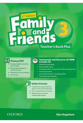 Family And Friends - Level 3 - Teacher's Book Pack - Second Edition - Naomi Simmons pdf epub