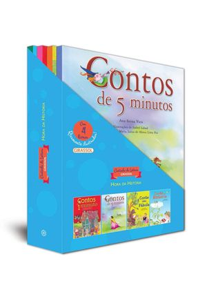 Kit Cantinho da Leitura - Hora da Historia - Juan Jose Gutierrez Familiar Ana Serna Vara | Nisrs.org