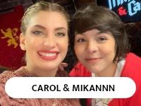 Carol e Mikannn