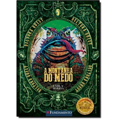 A Montanha do Medo - Deltora Quest 5