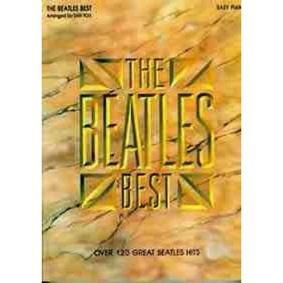 The Beatles Best - Easy Piano