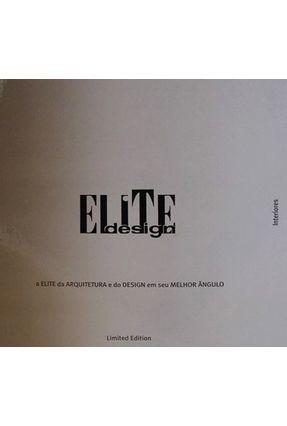 Usado - Elite Design 6 - a Elite da Arquitetura e do Design Em Seu Melhor Ângulo - Sffair ,Flavia Pedroso,Paulo | Hoshan.org