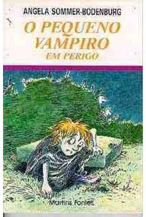 O Pequeno Vampiro em Perigo